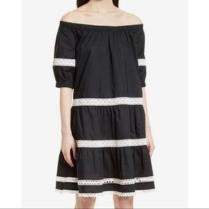 Kate Spade Broome Street Off The Shoulder Dress